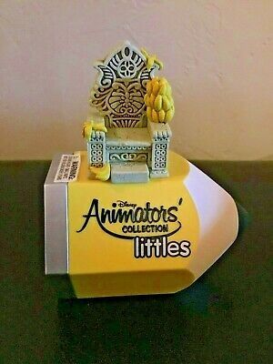 Disney Animators' Collection Little's Mystery Wave 4 KING LOUIE'S THRONE