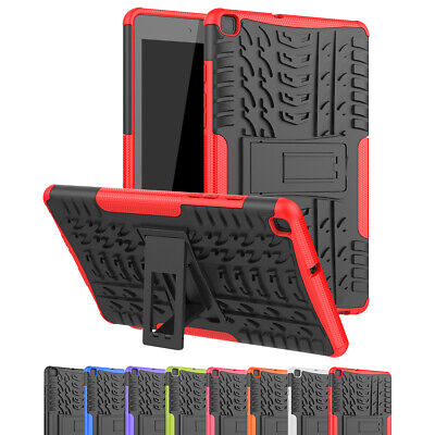 For Samsung Galaxy Tab A 8.0 2019 SM-T290 Shockproof Hybrid Rubber Tablet Case