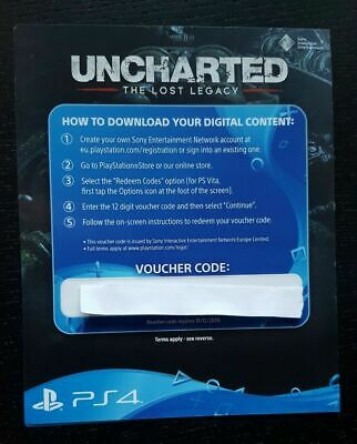 UNCHARTED:The Lost Legacy-PS4 DLC-Unlock Multiplayer BUNDLE-NOT FULL GAME