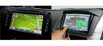 GPS Map Software for WinCE Car DVD Navigation Software Europe