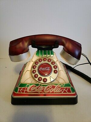 Coca Cola Stained Glass Phone