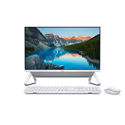 Dell 24 5490 All-in-One 10th Gen i7 12GB RAM 256GB SSD Touch FHD Win 10 Home