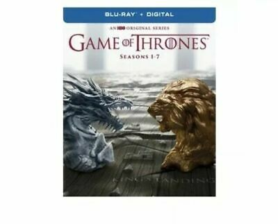 Game of Thrones: The Complete Seasons 1-7 (Blu-ray Disc, 2017, Includes...
