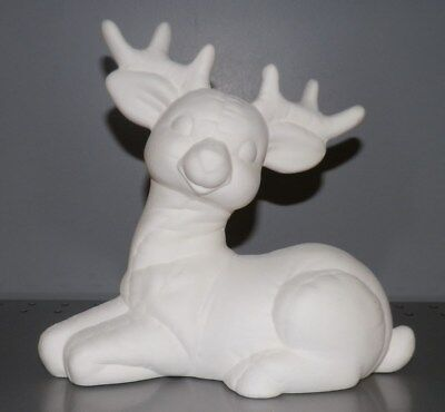Quilted Monkey Softee w// FREE SHIPPING Ready To Paint Unpainted Ceramic Bisque