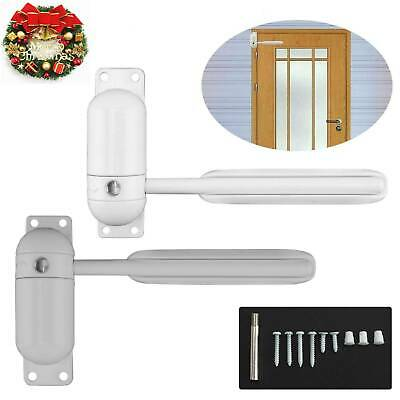 Surface Mounted Door Gate Closer Fire Rated Spring Loaded Adjustable