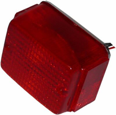 Yamaha DT 400 1977-1978 Motorcycle Rear Tail light Complete