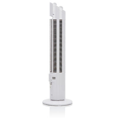 Tristar VE-5905 Household tower fan 30W Blanc ventilateur