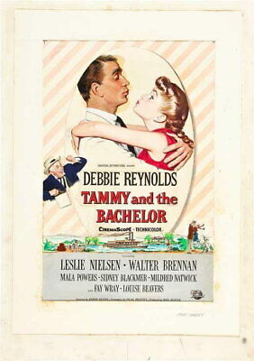 67337 Tammy and the Bachelor Movie Debbie Reynolds Wall Print POSTER AU