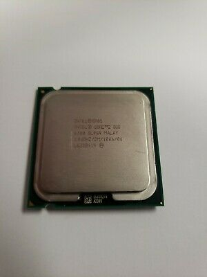 Intel Core 2 Duo C2D SL9SA 1.86Ghz 1066Fsb PC Computer CPU Socket 775 Processor