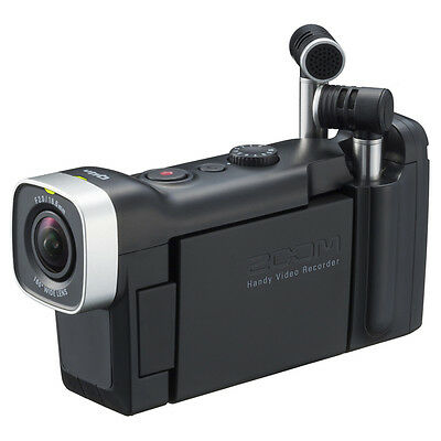 Zoom Q4n Mobile Phone Video Recorder