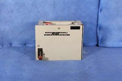 "GE 8000 60amp fusible MCC Bucket 12"" FDR 2 year warranty"