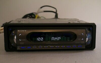 Autoradio Sony MEX-R1 CD/DVD con equalizzatore