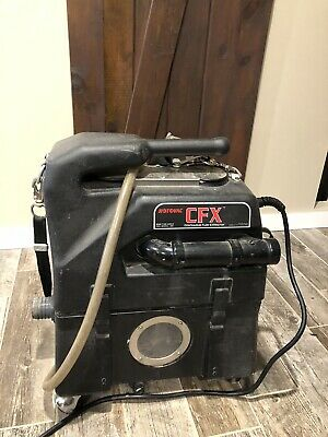 rotovac CFX carpet cleaning extractor