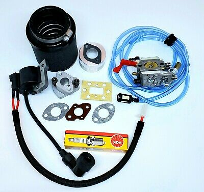 Chuweng Raser Xcooter Thunder gas scooter fuel & Ignition System Update Kit