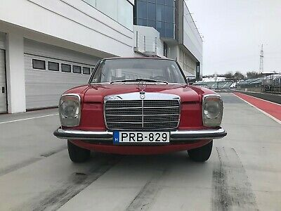 1975 Mercedes-Benz 200-Series Good 1975 Mercedes-Benz 230, Very good car, excellent condition. It can be seen and d