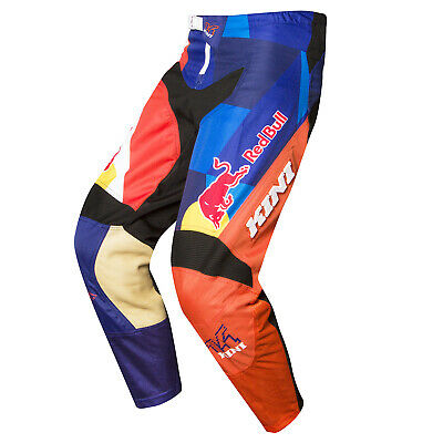 Kini Red Bull Cross Hose Vintage Orange/Blau