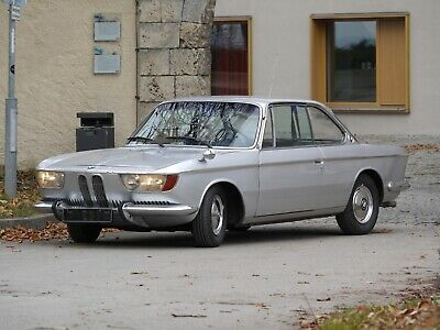 BMW 2000 Coupe 1967