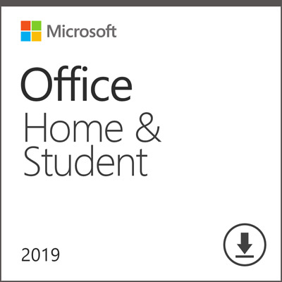 Microsoft Office Home and Student for WIN 2019 ESD MultiLanguage