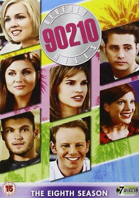 Beverly Hills 90210 - Complete Season 8 (DVD, 2010, 7-Disc Set, Box Set)