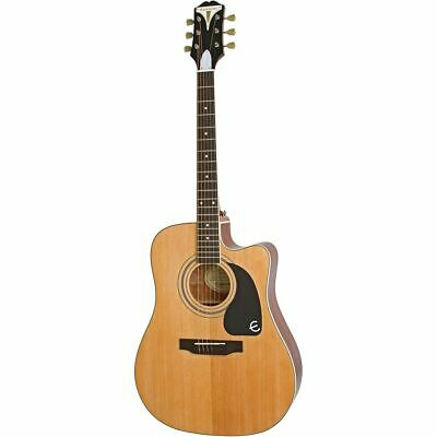Epiphone PRO-1 Ultra Acoustic Natural - Western Guitar
