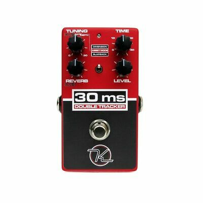 Keeley 30ms Automatic Double Tracker - Delay/Reverb