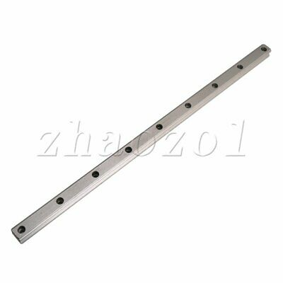 Silver HG20 Linear Slide Rail Guide 500mm Machine Tools Linear Motion