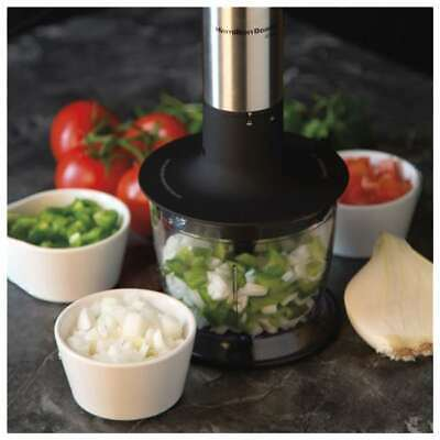 Hamilton Beach Variable Speed Hand Blender With Turbo Boost Power