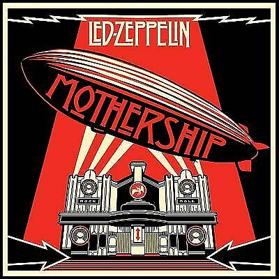 Led Zeppelin - Mothership - 2 Cd Remastered Edition - Greatest Hits - New Sealed