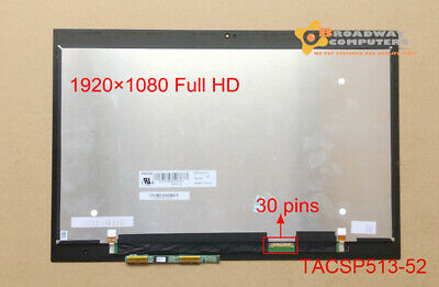 """13.3"""" LCD Screen Touch Digitizer Assembly for Acer Spin 5 SP513-52 n17w2 Series"""