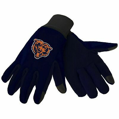 Chicago Bears Nfl Texting Technology Gloves