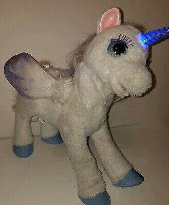 FurReal Friends My Magical Unicorn StarLily Pet Plush Interactive Doll Star Lily