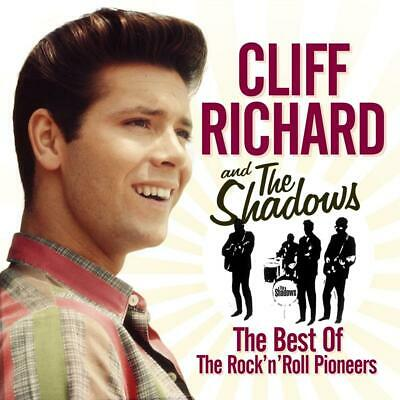 Cliff Richard and the Shadows The Best of the Rock 'n' Roll Pioneers 2 CD NEW