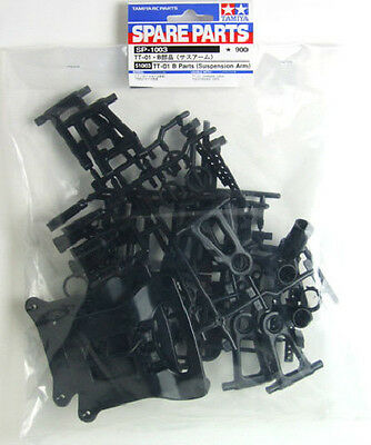 Tamiya B Parts Tree Suspension Arms and Body Mounts for TT-01