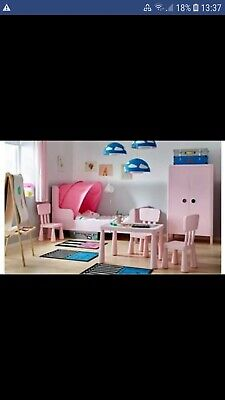 Ikea Pink Bed Canopy