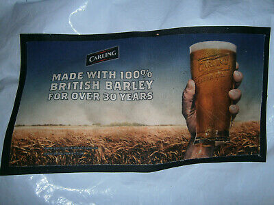 Small Carling Bar Mat