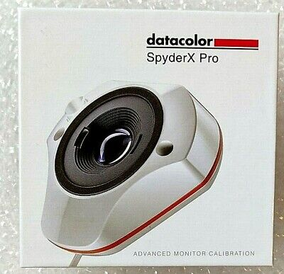 Datacolor SpyderXPro 100 Monitor Calibration,sealed, FREE PARCELFORCE EXPRESS 48
