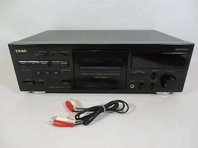 TEAC V-1050 Cassette Deck MPX Dolby B-C NR HX PRO 3-Head - Player Separate