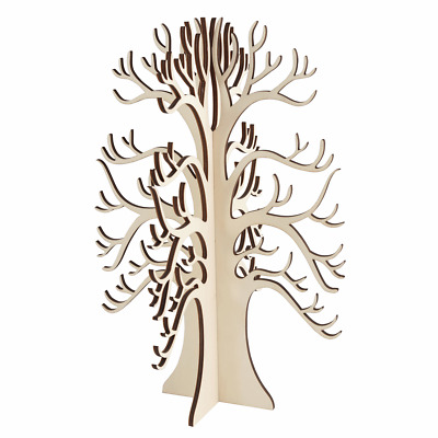 Occasions Wishing Tree Plywood 35cm x 3mm (Natural) - Wedding/Party
