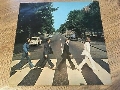 The Beatles Abbey Road New Zealand Issue Pcsm 7088 Nothern Vinyl