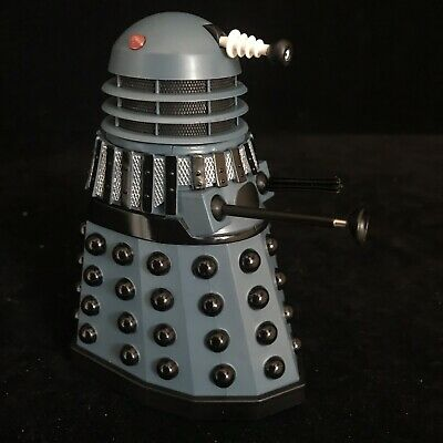 """Classic Doctor Who DALEK Ressurection of the Daleks 5"""" Figure RARE Dr Who Toy"""