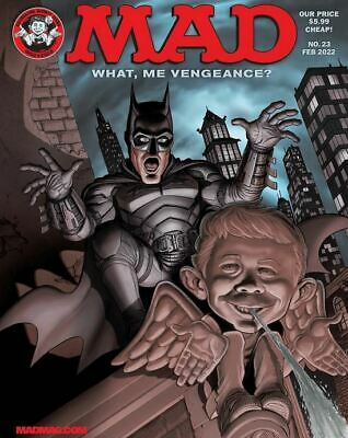 MAD MAGAZINE ISSUE #11 FEBRUARY 2020 ISSUE 20 Dumbest people + Star Wars Funnies
