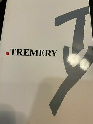 "CITROEN brochure ""TREMERY"""