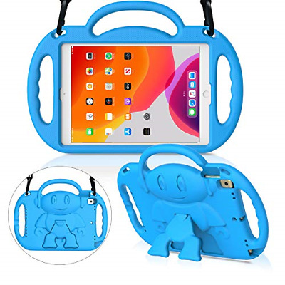 """MENZO Kids Case for New iPad 10.2"""" 7th Generation 2019, Light Weight Shockproof"""