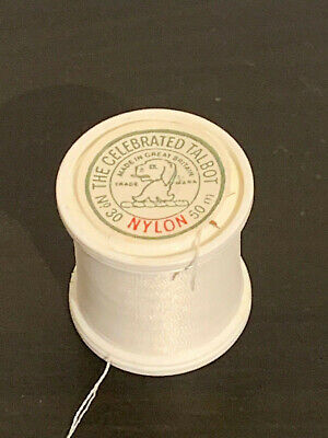 Original Talbot Nylon Thread for Keith Monks record cleaner NOS !
