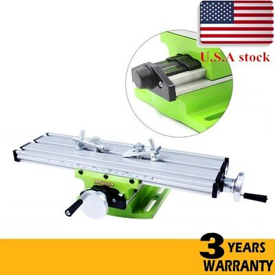 Mini Worktable Milling Working Table Milling Machine Compound Kit Multifunction