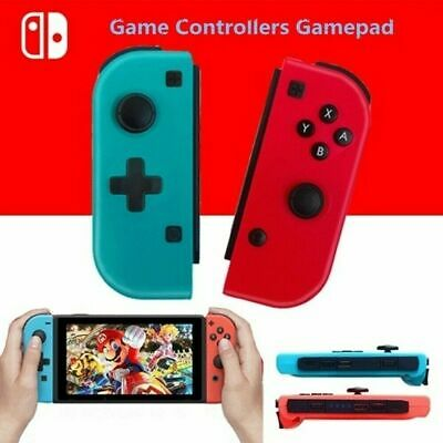 Joy-Con Game Controllers Gamepad Joypad for Nintendo Switch Console 11Colors UK*