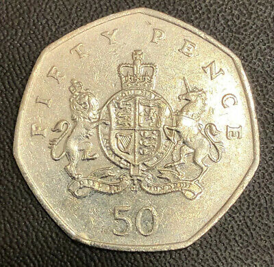Christopher Ironside - 50p Fifty Pence coin 2013