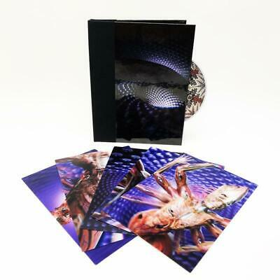 TOOL Fear Inoculum Expanded Book Edition CD + booklet + graphic cards + download