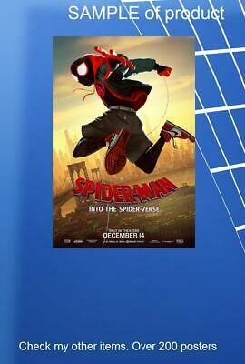 LAMINATED,SPIDER MAN INTO SPIDER-VERS, ART POSTER PRINT, 61x91CM (24x36inch)