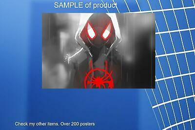 LAMINATED,SPIDERMAN INTO THE SPIDER-VERS , ART POSTER PRINT, 61x91CM (24x36inch)
